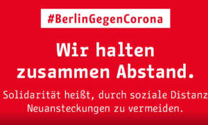 Berlin gegen Corona